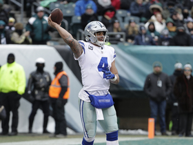 Watch: Here's why Dak Prescott was still pretty good in 2017