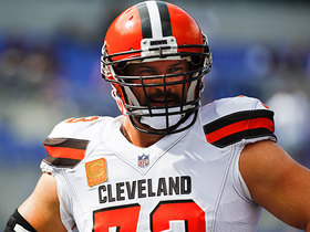 Watch: Garafolo: Joe Thomas 'not putting any deadline' on decision to retire or return