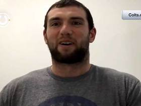 Watch: Andrew Luck on if he'll have another surgery on shoulder: 'That ship has sailed'