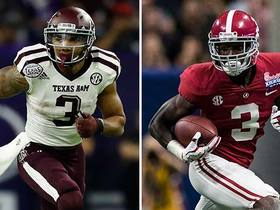 Watch: Reggie Wayne's top 5 WR prospects in the 2018 NFL Draft