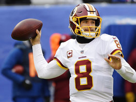 Watch: Russo: Cousins is not a top 10 QB in the league