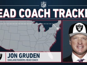 Watch: NFL head coach tracker: See where each coach landed