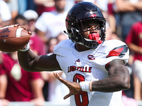 Watch: What scouts are saying about Lamar Jackson's draft position, pro prospects