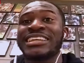 Watch: Tre'Davious White: 'Gronk must have heard me chirping'