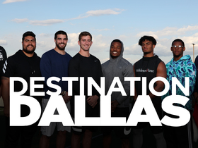 Watch: Destination Dallas: Episode 1 - The Journey Begins