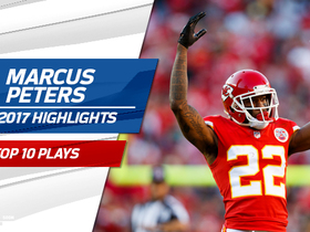 Watch: Top 10 Marcus Peters plays | 2017 season