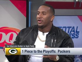 Watch: Mike Daniels talks free agency