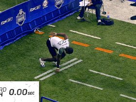 Watch: Calvin Johnson runs 4.35 40-yard dash | This Day in Scouting Combine History