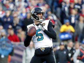 Kyle Brandt: Jaguars can win the AFC with Blake Bortles