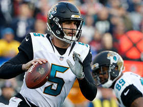 Did the Jaguars make the right call with Blake Bortles' new contract?