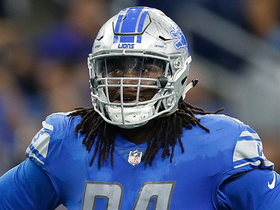 Lions designate DE Ezekiel Ansah as franchise player