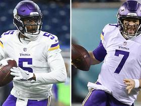 Stacey Dales: I don't see Keenum, Bridgewater or Bradford on Vikings' roster next year