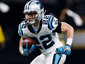 Blackmon: Christian McCaffrey will take on 'bigger role' this season