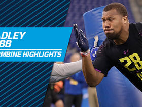 Watch: Bradley Chubb 2018 NFL Scouting Combine workout