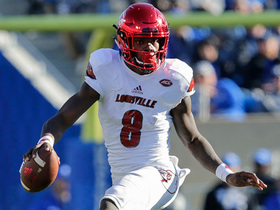 Watch: Mike Mayock on Lamar Jackson: 'He's the most electrifying athlete in this draft'