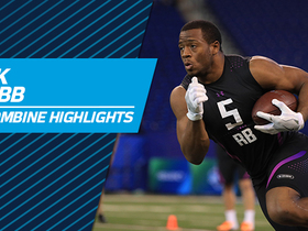 Watch: Nick Chubb 2018 NFL Scouting Combine workout