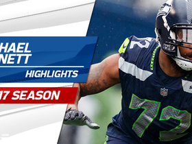Michael Bennett highlights | 2017 season