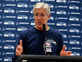 Steve Wyche: Seahawks' offseason moves signal a 'seismic shift' in philosophy