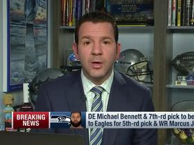 Rapoport: Bennett trade only further confirms that Vinny Curry won't return to Eagles in 2018