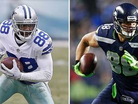 Dez Bryant or Jimmy Graham: Who would benefit the most from joining a new team in 2018?