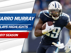 DeMarco Murray's top plays | 2017 NFL Season