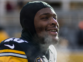 Le'Veon Bell on when he'll play in 2018: 'It's gonna be a re-run of last year'