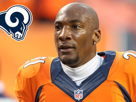 Kyle Brandt on Aqib Talib trade: Rams are taking advantage of having a QB on a rookie contract