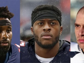 Kyle Brandt: Bears' dream scenario is landing Jarvis Landry, Allen Robinson and Jimmy Graham