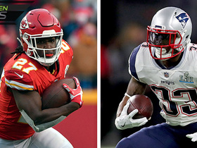 Next Gen Stats: Why Hunt, Lewis are two most elusive RBs in NFL