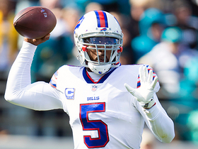 Rapoport explains what Tyrod Taylor trade means for Browns, Bills