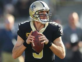 Rapoport: There are 'definitely' teams interested in Drew Brees, contacting his agent