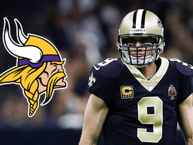 Pelissero: The Vikings have reached out to Drew Brees