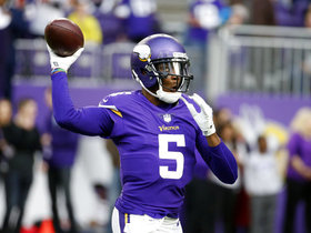Nate Burleson: Teddy Bridgewater's Tom Brady-like composure makes him a fit with Patriots