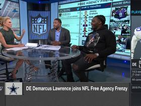 Demarcus Lawrence reveals the potential free agent he wants to join him in Dallas