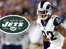Rapoport: Trumaine Johnson gets to team up with his former DBs coach in New York