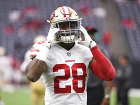 Ian Rapoport: Carlos Hyde to sign three-year deal with Browns