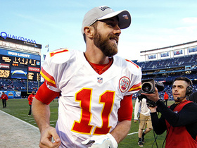 Alex Smith sends his first message to Redskins fans upon completion of trade