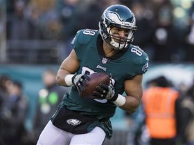 Kay Adams: Trey Burton is a perfect security blanket for Mitchell Trubisky