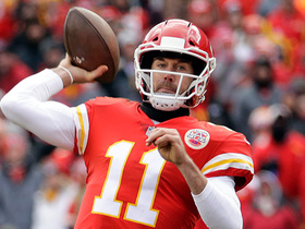 Battista: Alex Smith is not in Washington to mentor, he's the starting QB