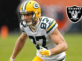Why did Jordy Nelson end up signing with the Raiders?
