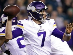 Peter Schrager: Broncos believe in Case Keenum as their starting QB