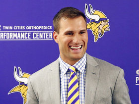 Kay Adams: It's Super Bowl or bust for Kirk Cousins and Vikings