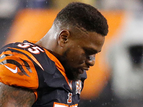 Rapoport: Bengals may move on from Burfict after latest suspension