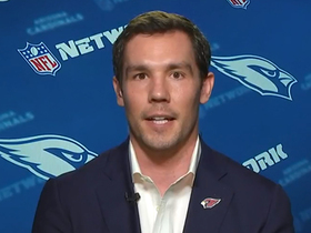 Sam Bradford says Larry Fitzgerald was a big factor on signing with the Cardinals