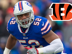 Rapoport: Bengals sign LB Preston Brown with Vontaze Burfict's looming suspension