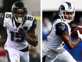 Who'll be better in '18: Robinson or Watkins? | 21st and Prime