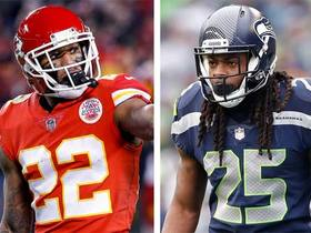Who'll be better in '18: Peters or Sherman? | 21st and Prime