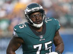 Philadelphia Eagles release defensive end Vinny Curry