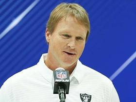 Watch: Bucky Brooks on Raiders: This is a team that's going to run the ball