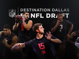 Watch: Destination Dallas, Ep. 3: Top prospects head to the combine